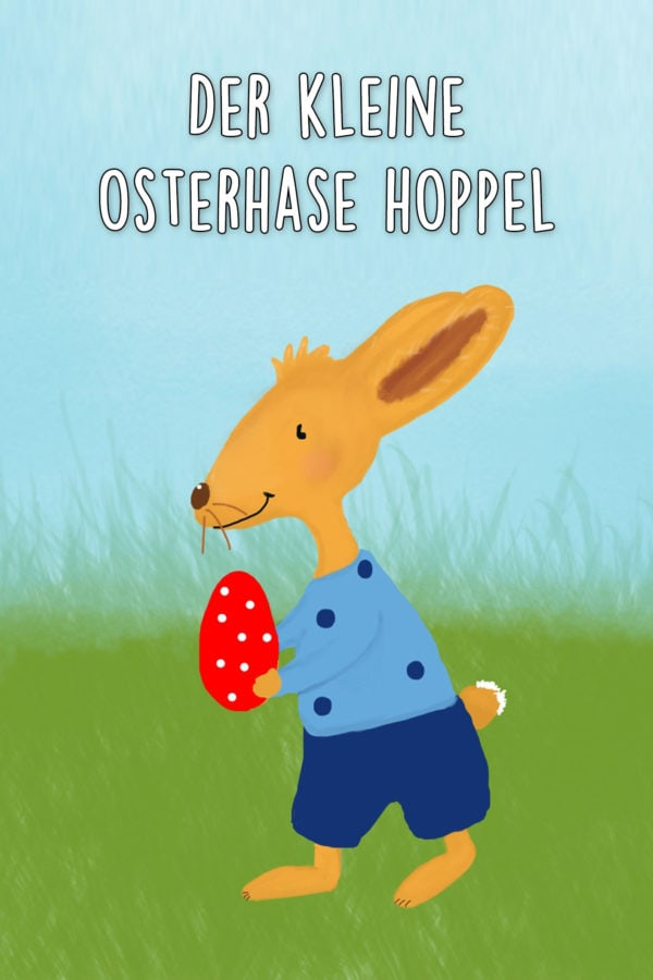 Osterhase Hoppel