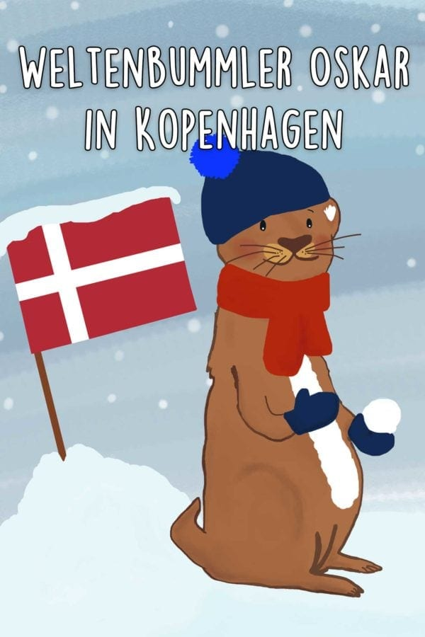 Weltenbummler Oskar in Kopenhagen