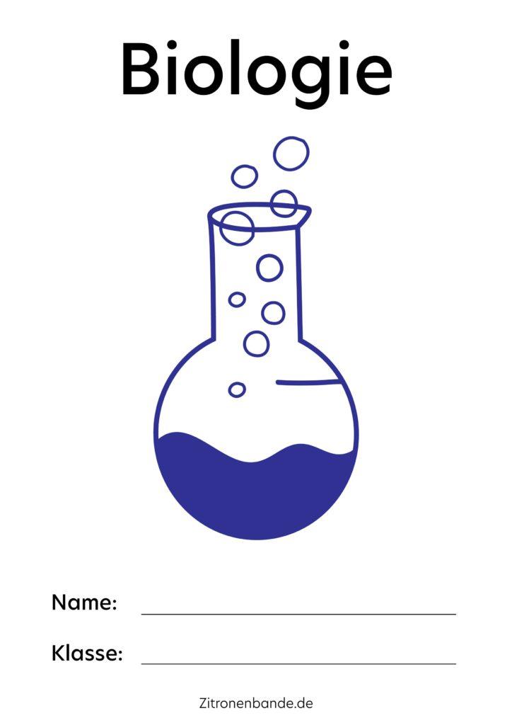 Biologie Deckblatt Motiv 2