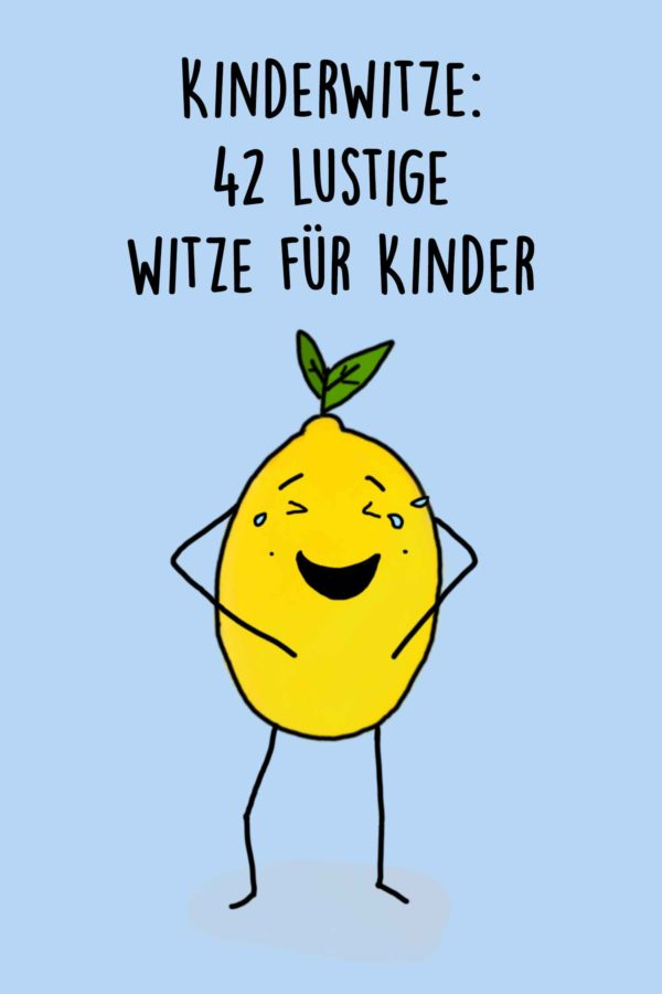 Kinderwitze - 25 lustigste Witze für Kinder