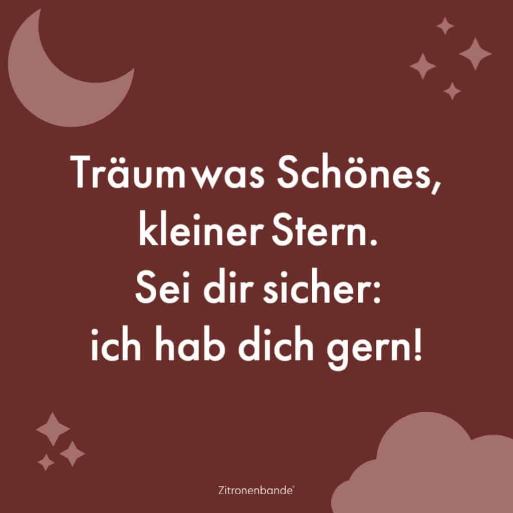 Gute Nacht Sprüche 2