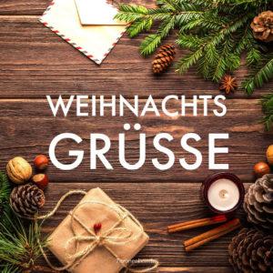 Weihnachtsgrüße: Sammlung toller Weihnachtssprüche